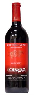 Cancao Red Table Wine Sweet 750ml